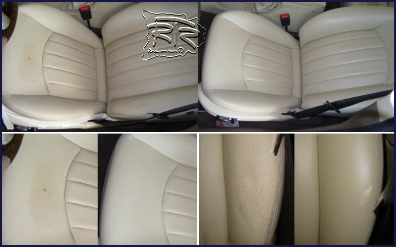 Tapizar asientos coche cuero free tapizados llop u for Tapizar asientos coche barcelona